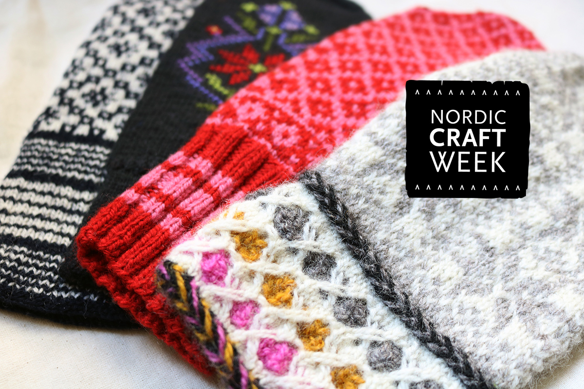 427bbd80328 On Nordic Craft Week 31.8.–8.9.2019 we celebrate the beauty and traditions  of handicrafts in Nordic countries