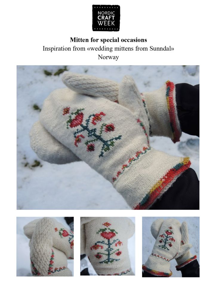 thumbnail of Norway_wedding mittens from Sunndal_eng
